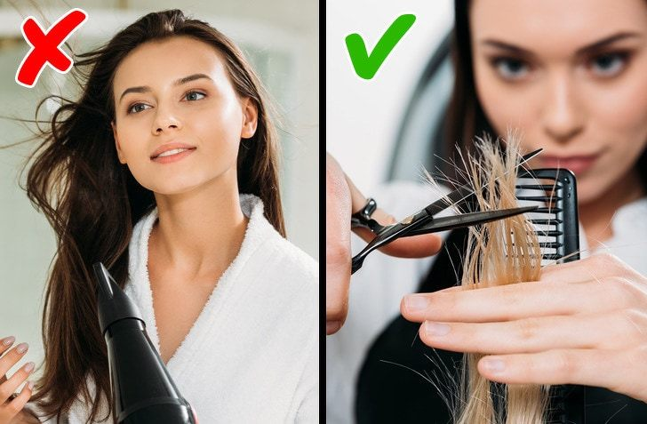 9 Ways By Which You Can Repair Your Damaged Hair 9