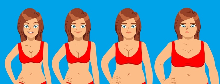 11 Effects Of Gaining Extra Weight On Your Body 3