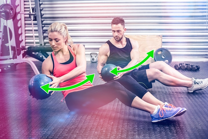10 Simple Exercises Which Will Work Your Upper Body 9