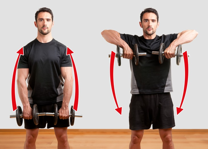 10 Simple Exercises Which Will Work Your Upper Body 6