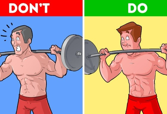 6 Big Mistakes We Make That Stops Us Building Up The Muscles 76