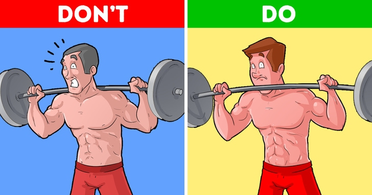 6 Big Mistakes We Make That Stops Us Building Up The Muscles 5