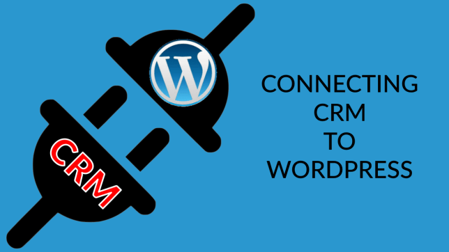 Connecting CRM to WordPress