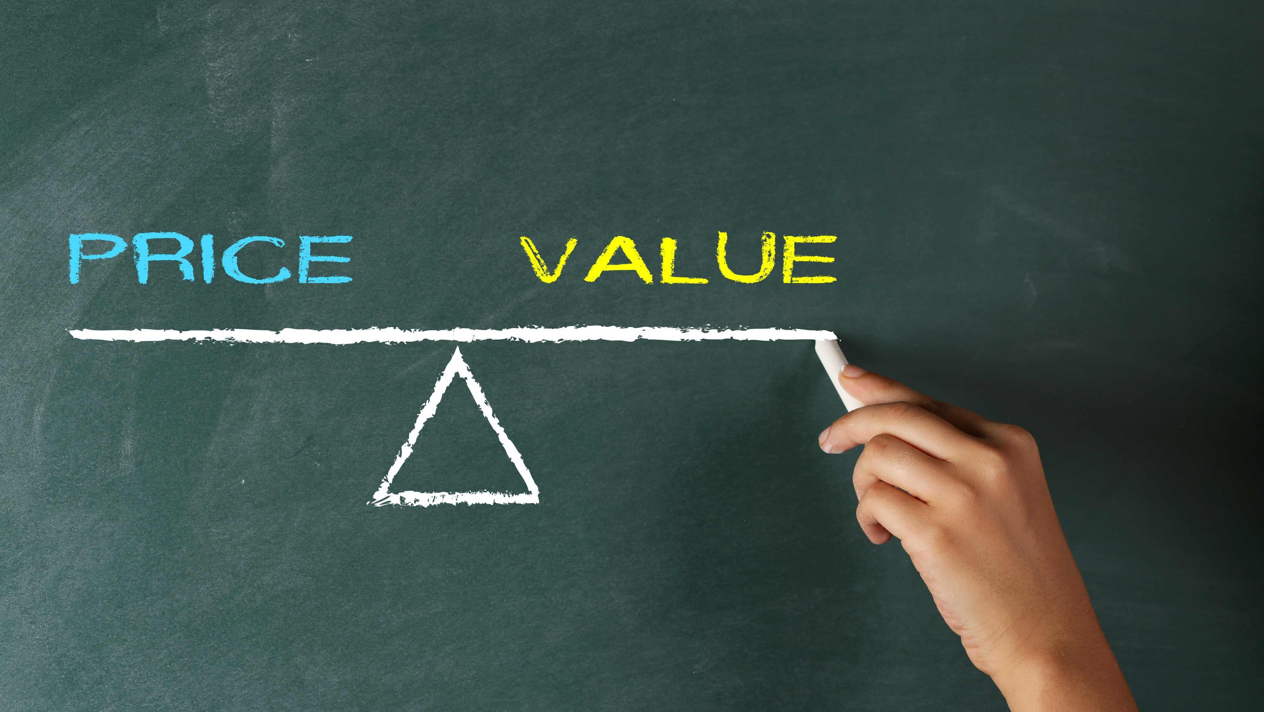 How To Use Pricing And Value To Sustain Business