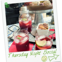 thursday night social {17}