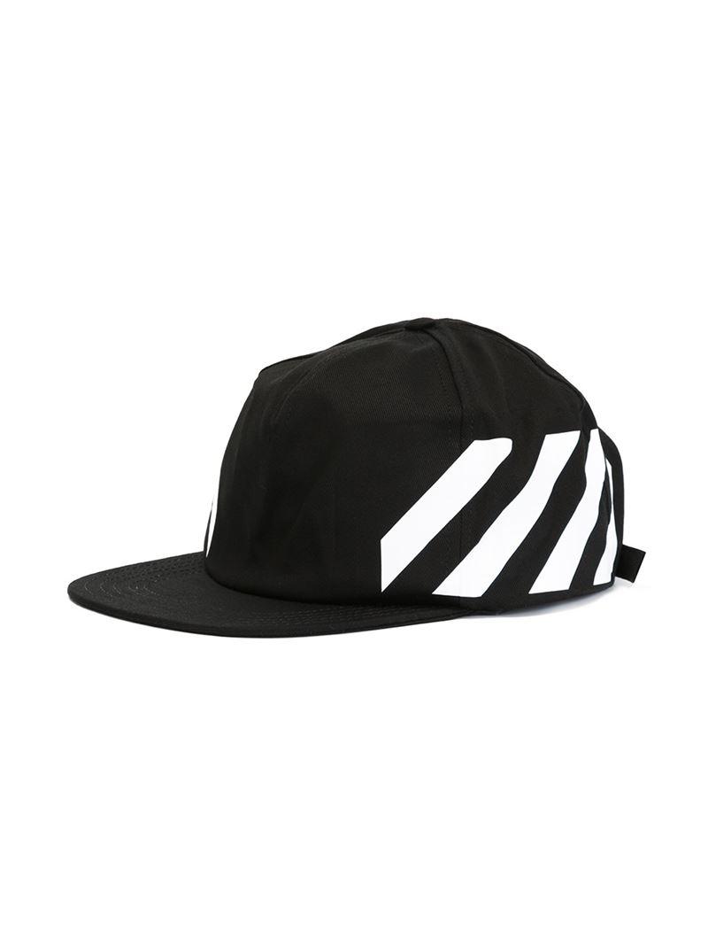 off white hat