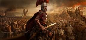 Wallpaper Total War Rome II