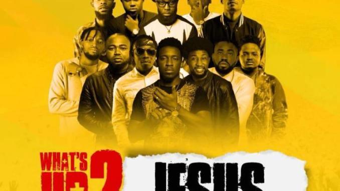 Rap Nation - Whats Up? Jesus