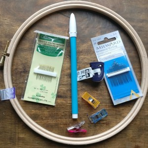 Sewing and Cutting Tools