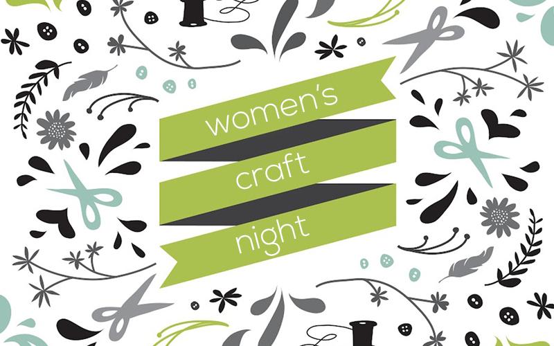 Women S Craft Night Blythe Island Baptist Church