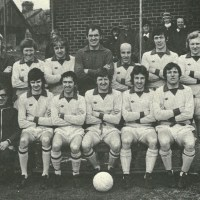 Classic Team Photo's – April 1975...The 1974/75 Invincibles !.