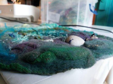 rockpool seashore southwold felt art blythwhimsies 3 2016-04-14 16.57.34