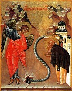 Чудо Архістратига Божого Михаїла в Хонах