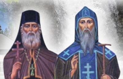 Преподобні Іов і Феодосій Манявські