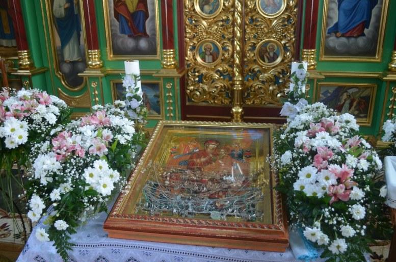 Ікона Божої Матері «Всецариця»