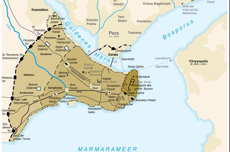 Візантія