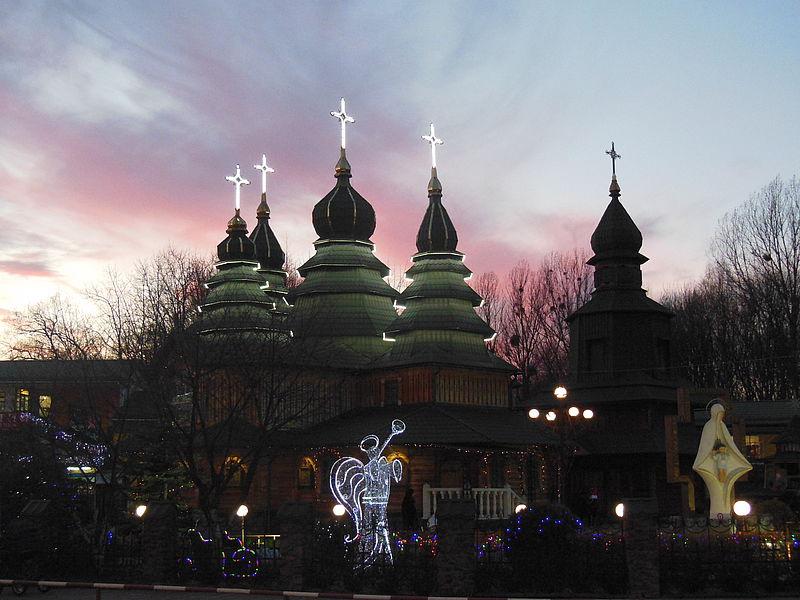 Церква Покрови Пресвятої Богородиці (Львів)