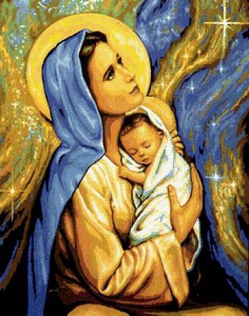 Богородиця. Діва Марія. Матір Божа