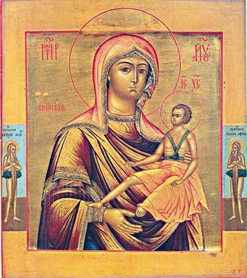 Кіпрська ікона Божої Матері