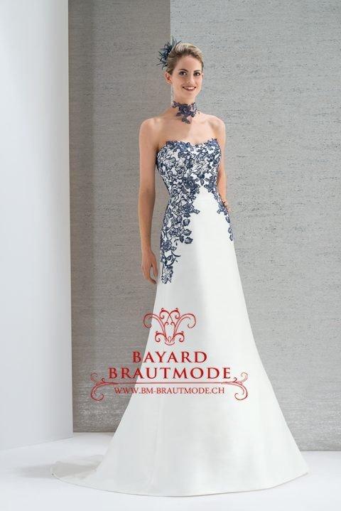 Brautkleid BEROMÜNSTER Hochzeitskleider Bayard Brautmode