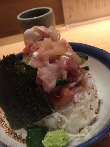 つじ半 海鮮丼