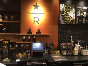 スターバックスコーヒー目黒店 電源カフェ 目黒 電源