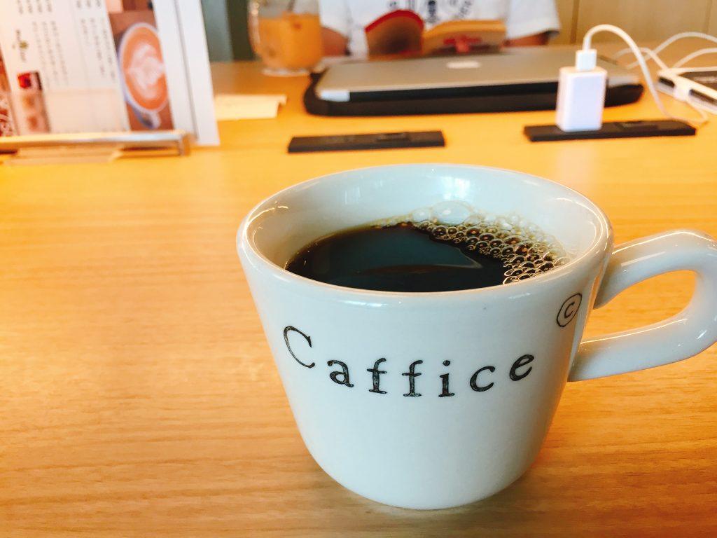 新宿駅南口 電源カフェ Caffice