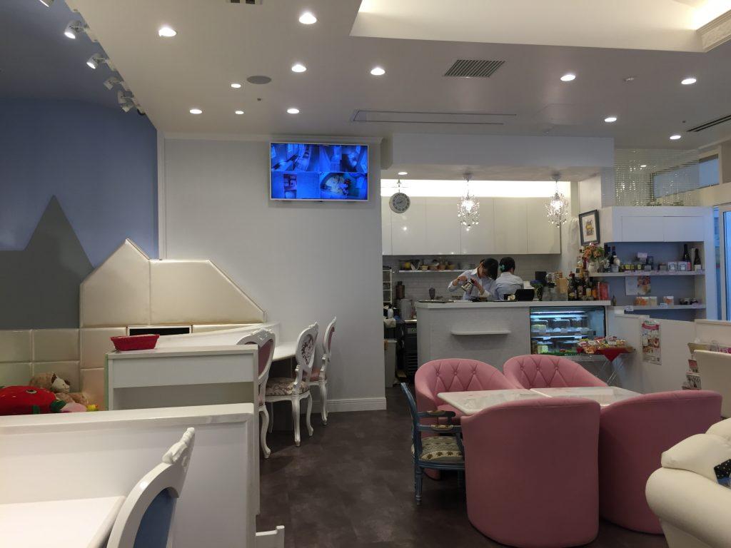 東池袋駅 電源カフェ Cafe Festaria (カフェ フェスタリア)