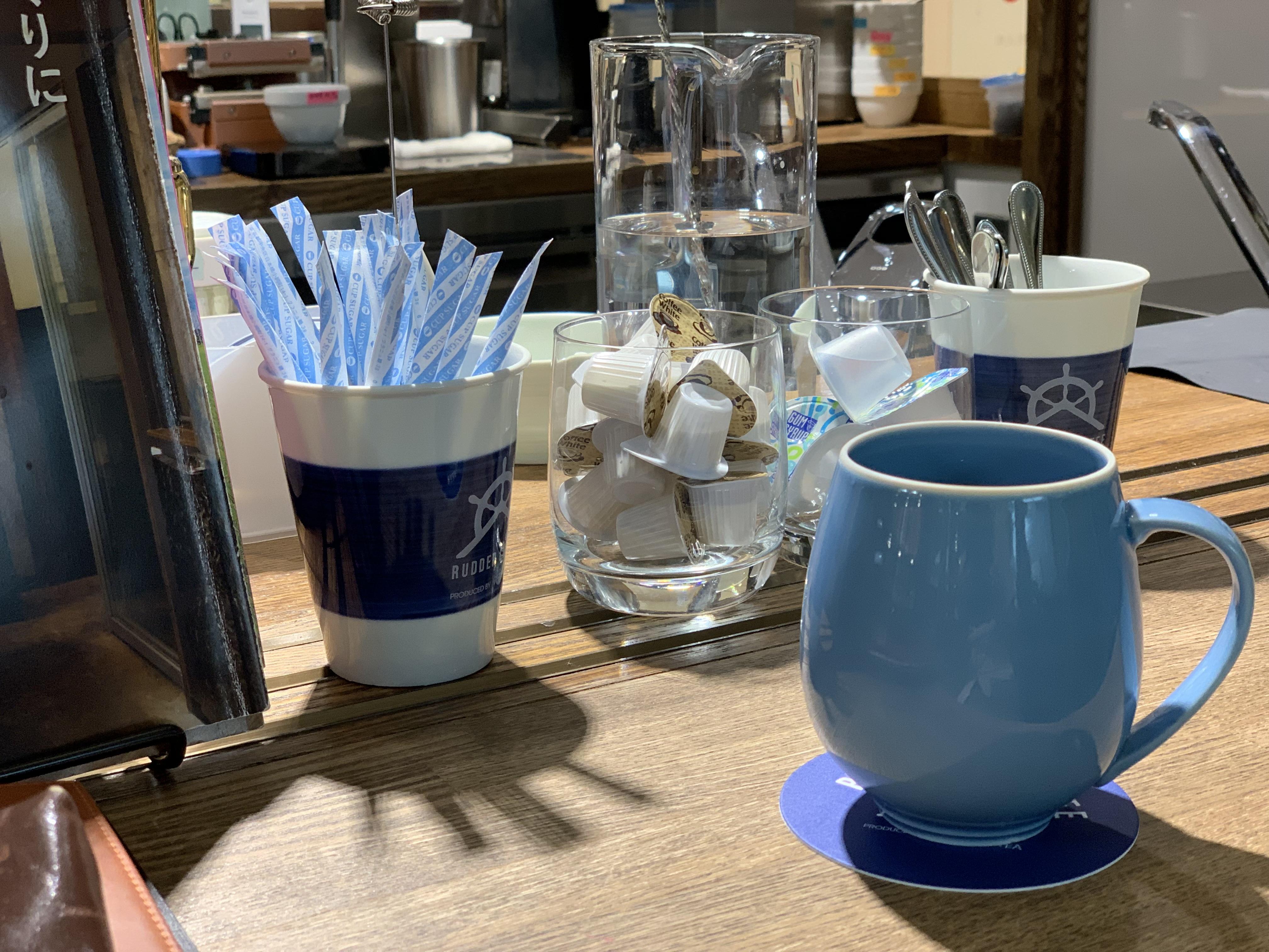 RUDDER COFFEE(ラダーコーヒー) シャポー船橋