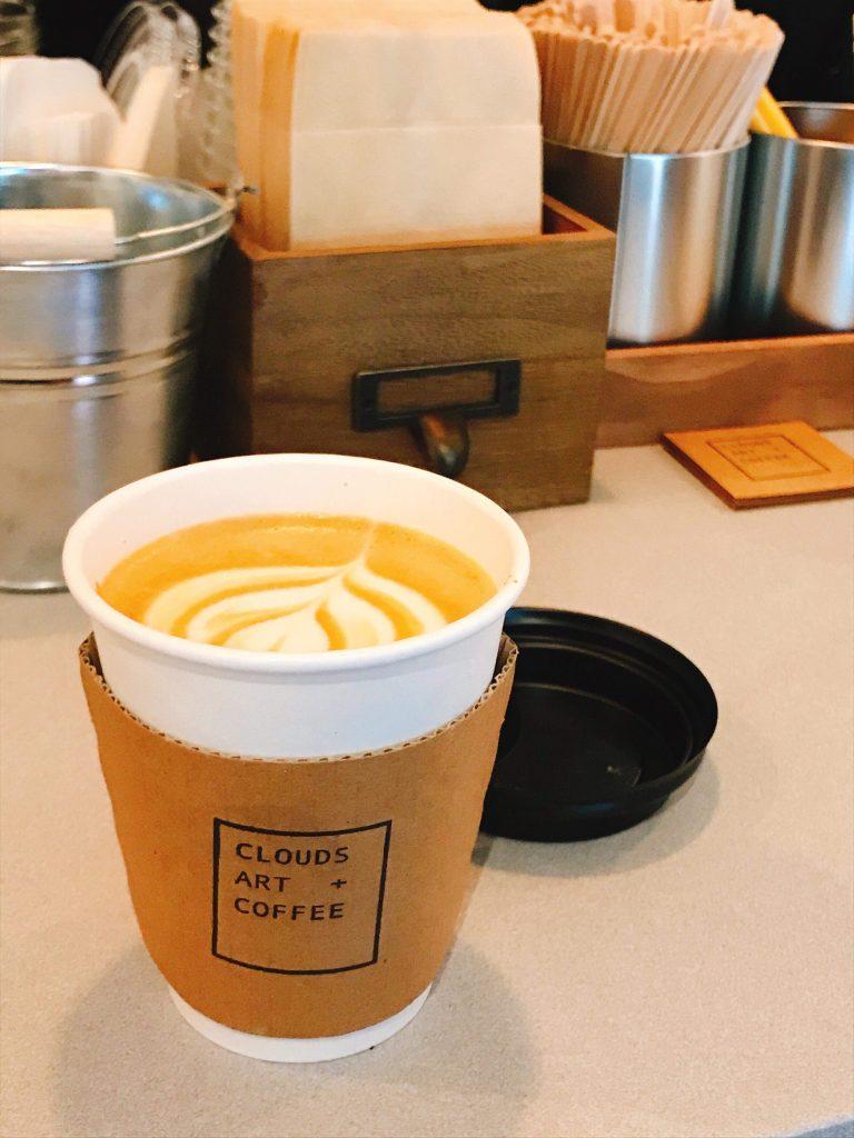 高円寺 CLOUDS ART + COFFEE