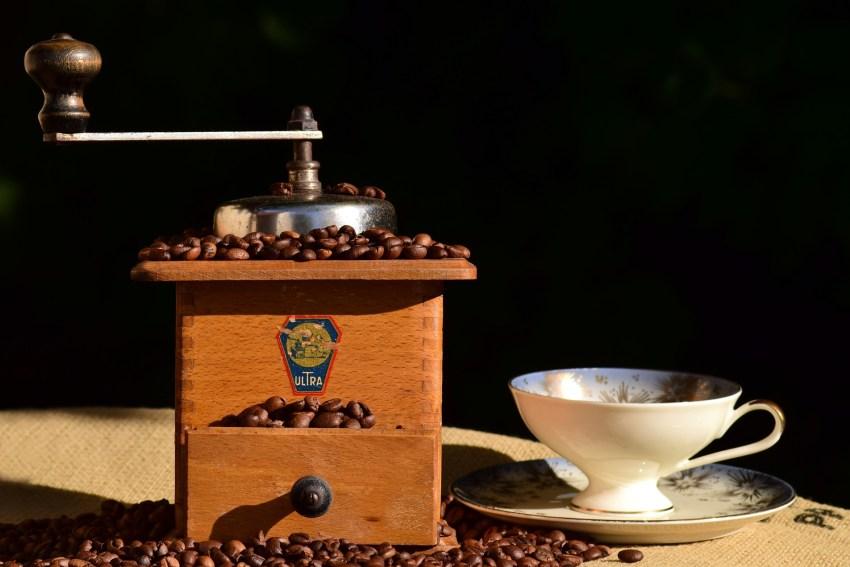 コーヒー 手挽き