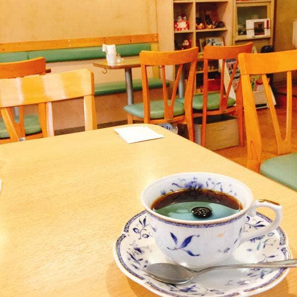 ⑪ Heart Live Cafe(ハートリブカフェ) コーヒー