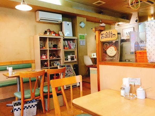 ⑪ Heart Live Cafe(ハートリブカフェ)