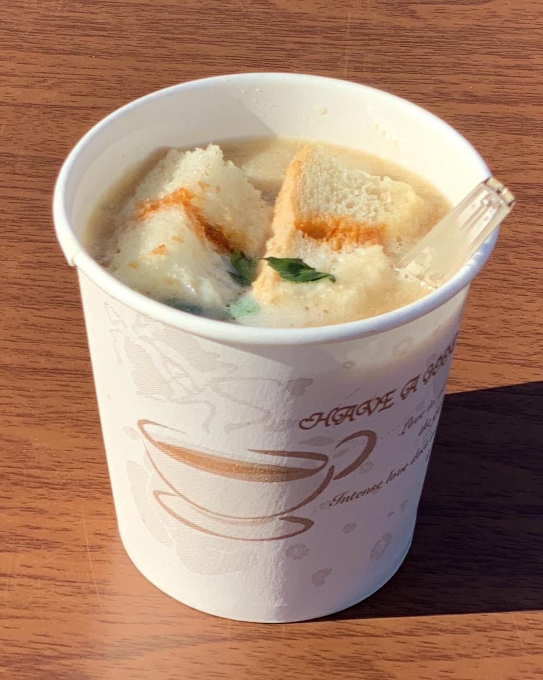 Pasta caffe Epicurean(パスタカフェエピキュリアン) イタリアン・クラムチャウダー・ラテ