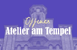 Offenes Atelier am Tempel #1