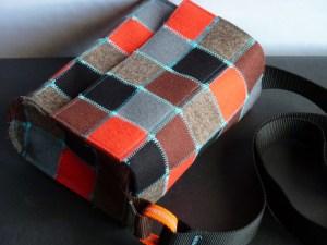 """Neue Handtaschen, Modell """"squares"""""""