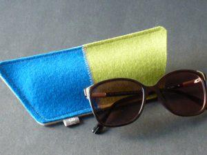 Filzetui für Brille