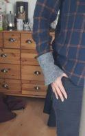 Handgamaschen aus Walkloden