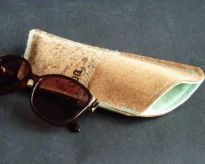 Brillenetui aus Kork