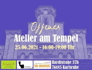 Read more about the article erstes Offenes Atelier 2021
