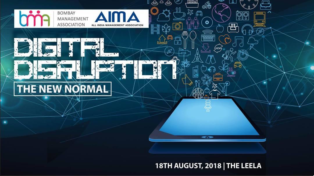 Digital Disruption   LEADERSHIP SUMMIT 2018