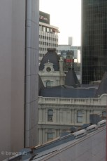 Old Customs House from my work lunchroom