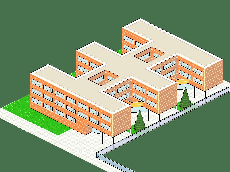 Pixel art de mon taf   Massy
