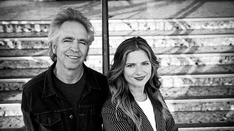 The RocKwizards Of Oz: Get Your RocKwiz Fix In Canberra With Brian Nankervis And Julia Zemiro