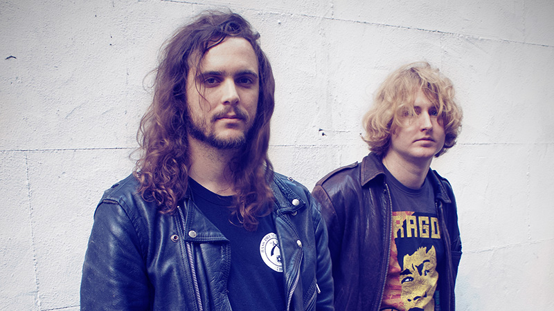 No Sleep For The Wicked: DZ Deathrays On Making Their Long Awaited Third Album