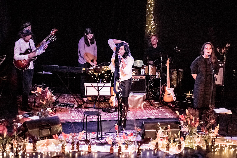 Shoeb Ahmad, Wives, Naif @ Ralph Wilson Theatre, Gorman Arts Centre, Saturday July 8