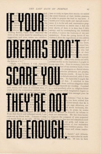Dreams Scare You
