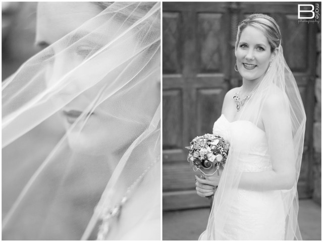 Nacogdoches photographer bridal portraits with brooch bouquet