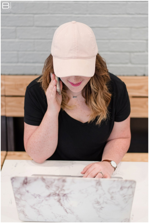 Houston Brand Photographer - Branding photos for Bree Pair
