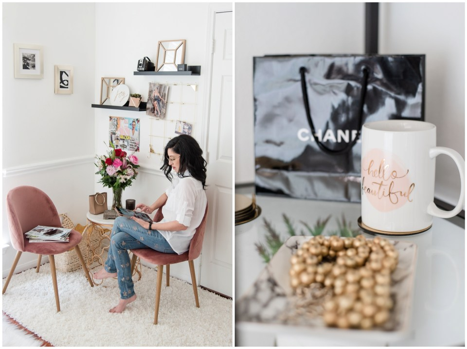 Houston brand photographer - personalized brand images for Victoria Garcia Studios